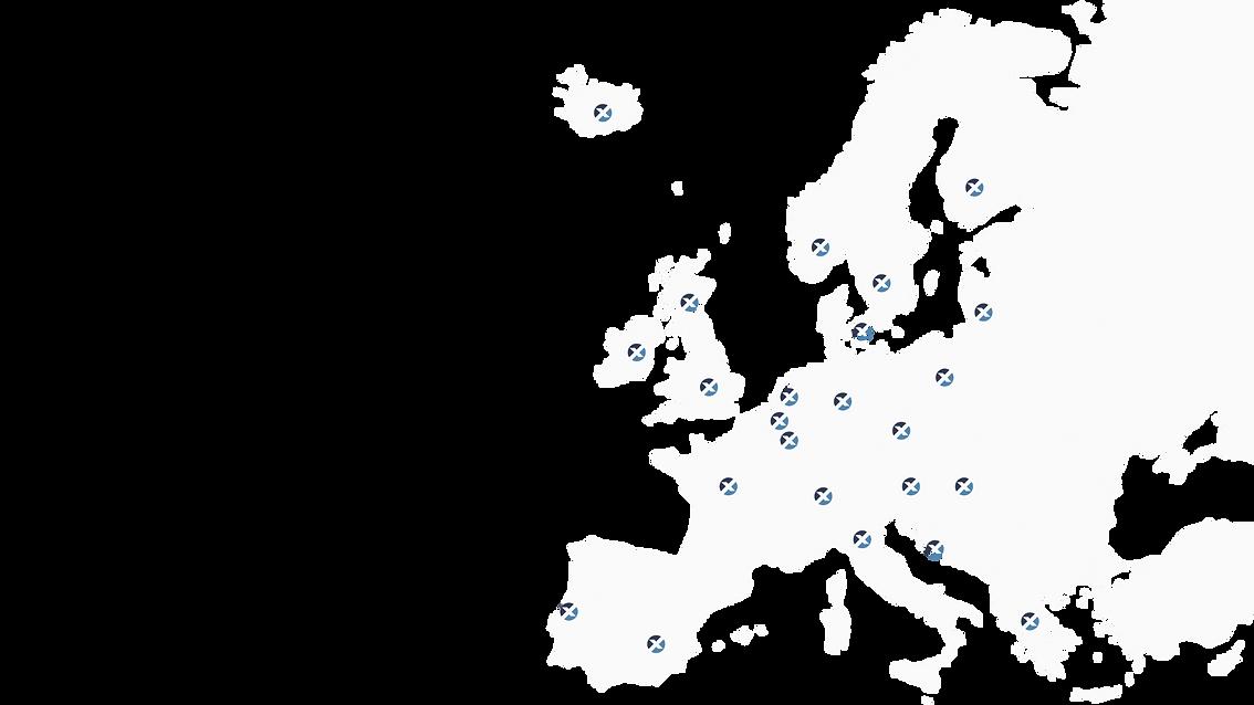 Skandinaviens mest benyttede valgsystem.