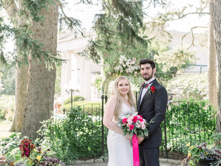 Jenn & Matt's Wedding Day | Meson Sabika, Naperville |Emma Belen Photography
