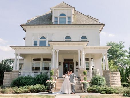 White House, Barrington |Amanda & John's Wedding Day | Emma Belen Photography