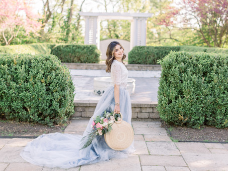 Alexandra's Quince Session | Wheaton,  Illinois | Emma Belen Photography