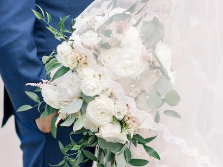 Melanie & Jose's Wedding Day | Webber Grill, Schaumburg | Emma Belen Photography