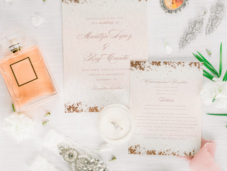 Maritza & Roy's Wedding Day | Venutis Banquets, Addison | Emma Belen Photography