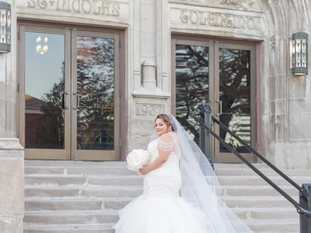 Esperanza & Luis | Wedding Photography | Garden Chalet, Chicago IL. | Emma Belen Photography