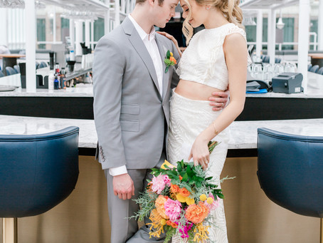 OffShore Chicago | Styled Shoot | Emma Belen Photography - Wedding Photography Chicago