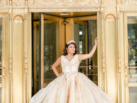 Aaliyah's Quinceanera | Chicago, Illinois | Emma BelenPhotography