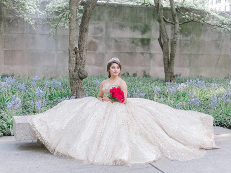 Krystal's Quince | Dynasty Banquets | Hammond, IN | Emma Belen Photography