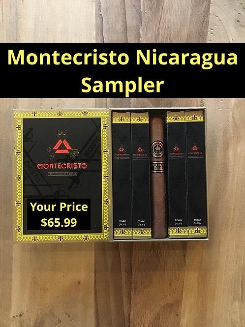 Montecristo Nicaragua Sampler