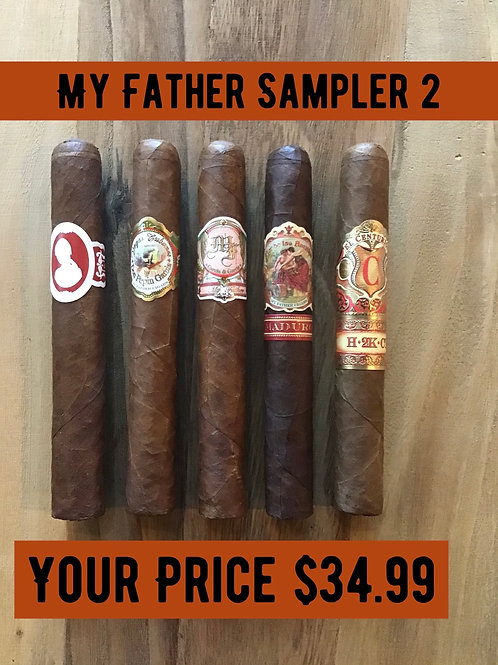 My Father Sampler (2)