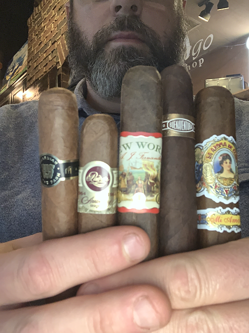 Lee's Go-To Sampler
