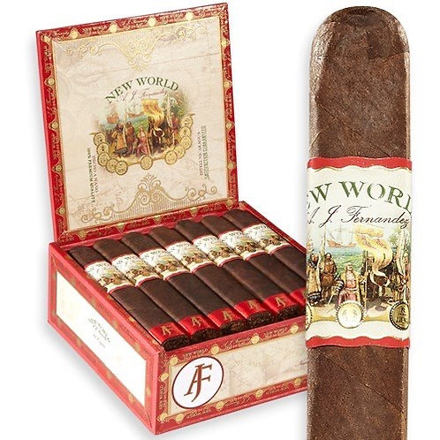 New World Belicoso 5-pack
