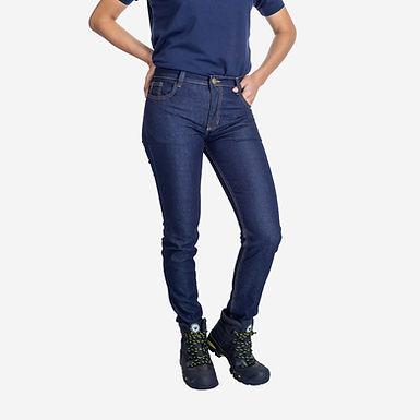 Pantalón Jean Strech Mujer