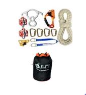 Sistema 4 a 1 para rescate técnico de emergencias  REF -PKR-01