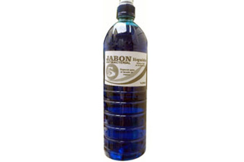 JABON LIQUIDO ANTIBACTERIAL X LITRO