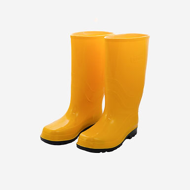 Bota PVC color Amarilla RH de seguridad Cerro.