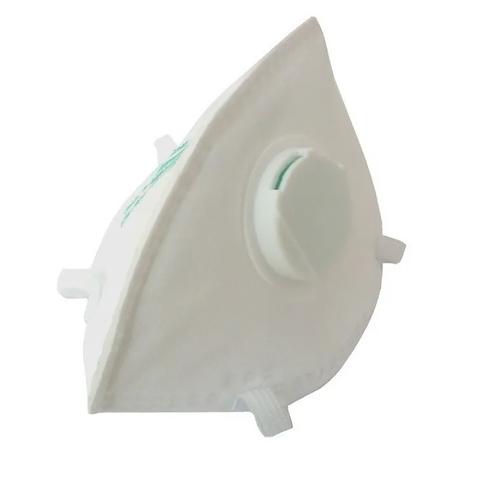 Respirador libre mantenimiento N95 con válvula Life rf 1095V. Paquete X 3 Unidad
