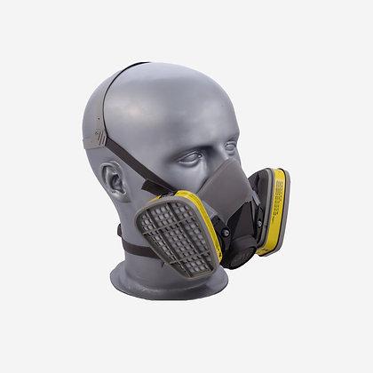 Respirador de media cara facial 3M Serie 6000