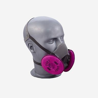 Filtros para particulas de alivio de vapor organico P100 3M Ref. 2097