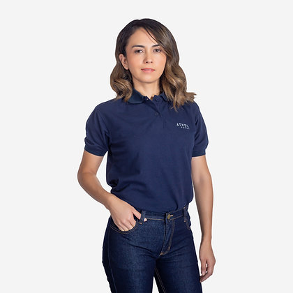 Camiseta Polo manga corta