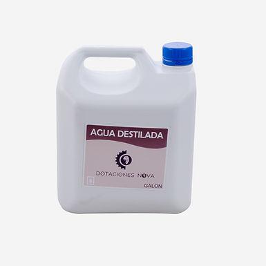 Agua Destilada