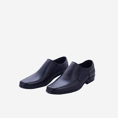 Zapato ejecutivo hombre ajuste caucho