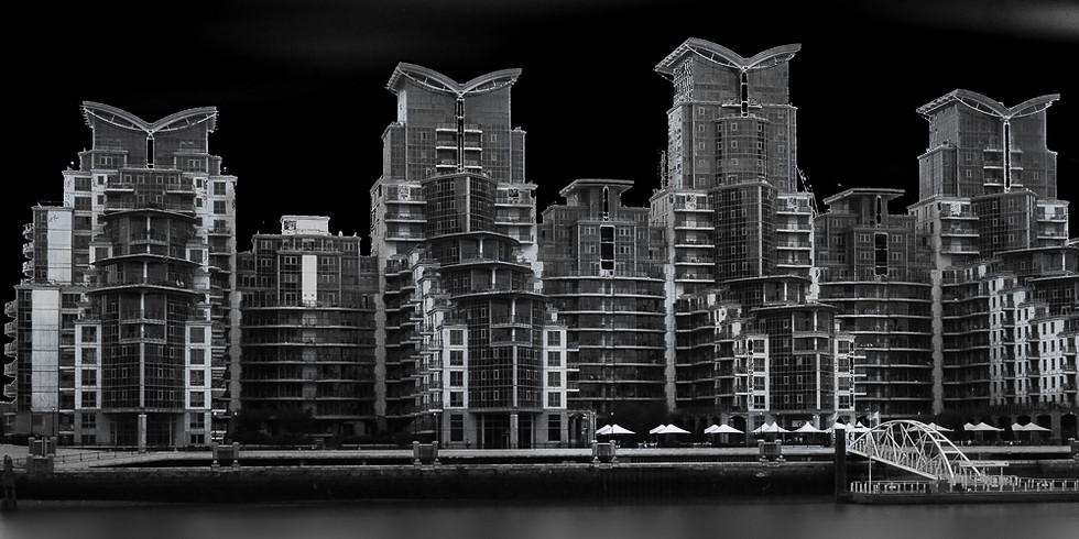 London Architecture - The Spy Trail