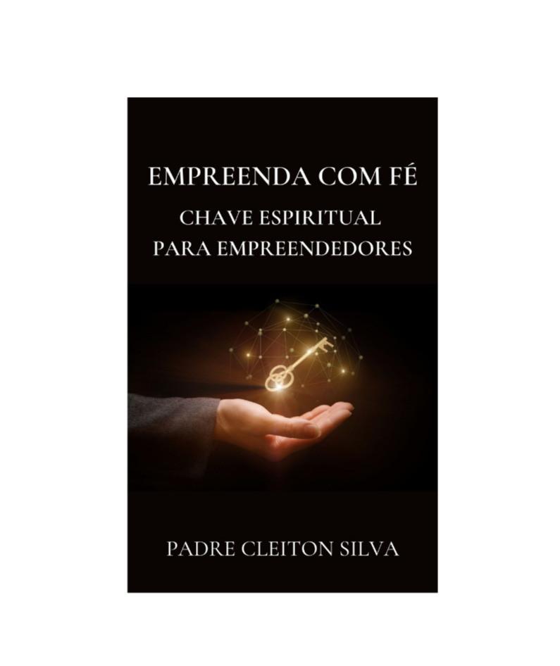 Capa do livro EMPREENDA COM FÉ