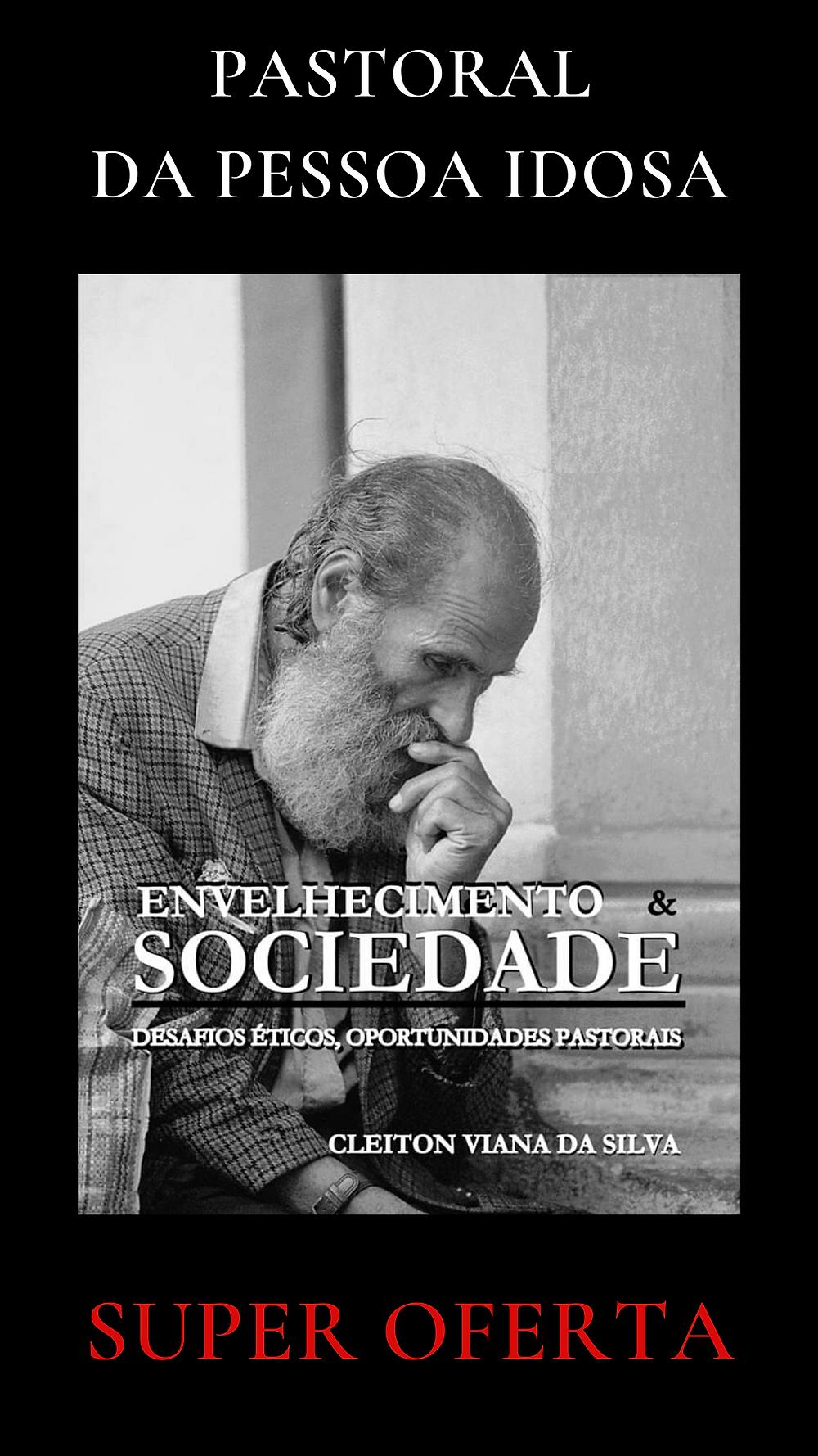 Confira este livro ideal para agentes da pastoral da pessoa idosa