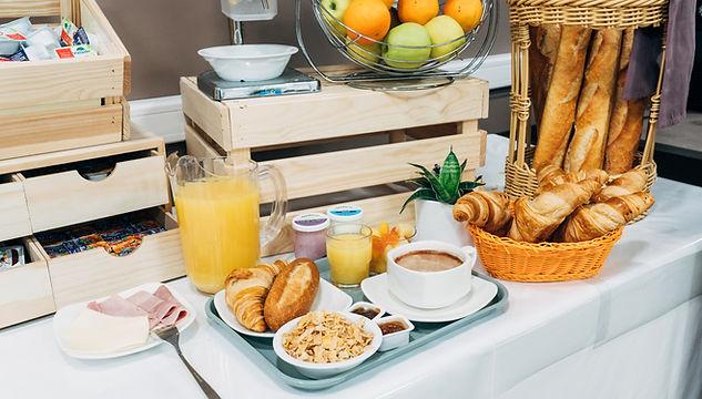 Hotel Hélianthe Lourdes Petit déjeuner buffet