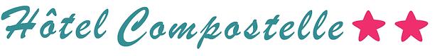 Hôtel Compostelle, Lourdes - Logo