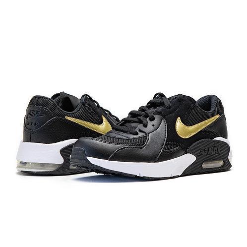 Nike Air Max Excee GS BLACK / GOLD STAR / WHITE