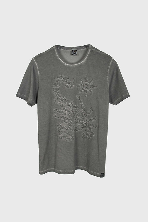 SCORPION BAY - T-SHIRT GREY