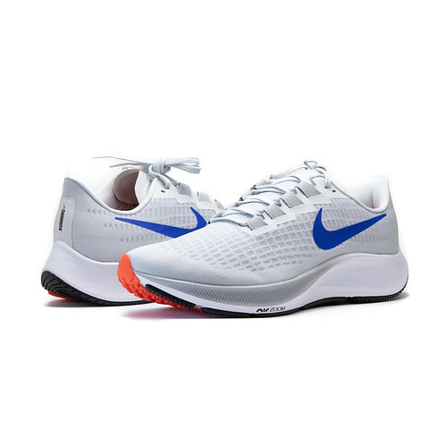 Nike Air Zoom Pegasus 37 PLATINUM / RACER BLUE