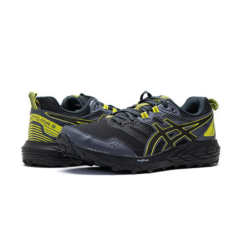 Asics Gel-Sonoma 6 - GRAPHITE GREY /SOUR YUZU