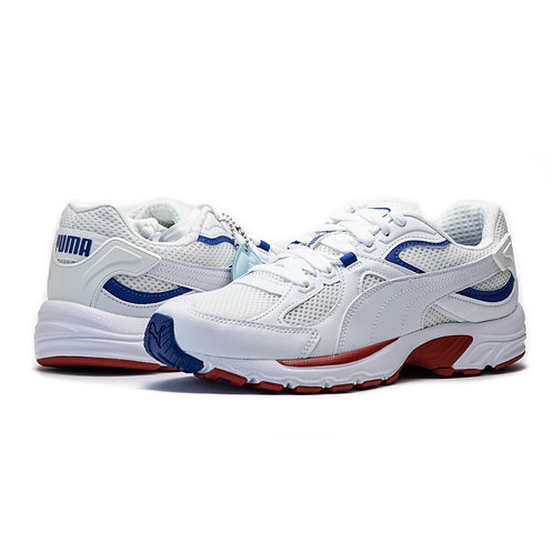 PUMA AXIS PLUS 90S - WHITE BLUE