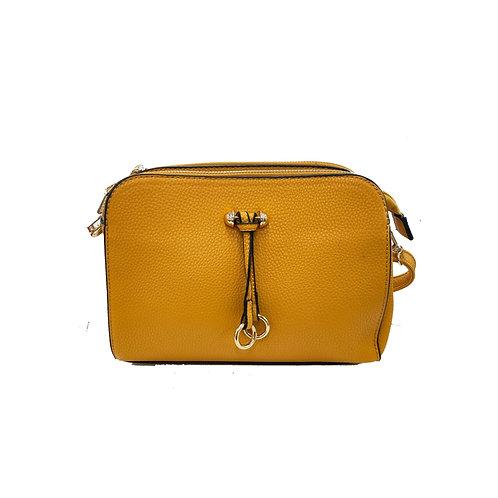 Borsa Coveri Collection Yellow