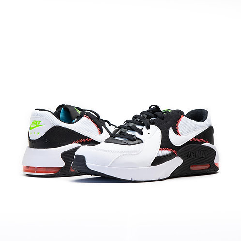 Nike Air Max Excee GS WHITE / BLACK