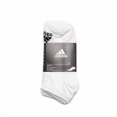 CALZE ADIDAS - PACK 3 PAIA (Bianco)