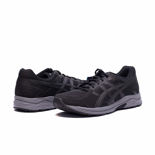 Asics Gel-Contend 4 Black/Dark Grey T715N-002