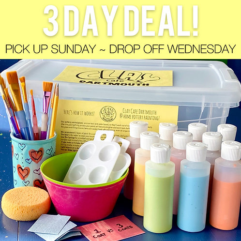 Regular kit - 3 Day deal!