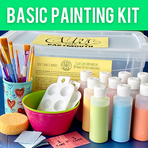 Only 1 kit needed for up to 10painters