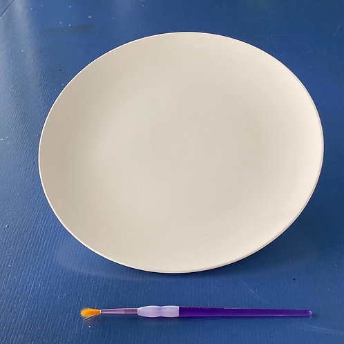 Coupe Dinner Plate