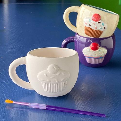 Cupcake Party Mug
