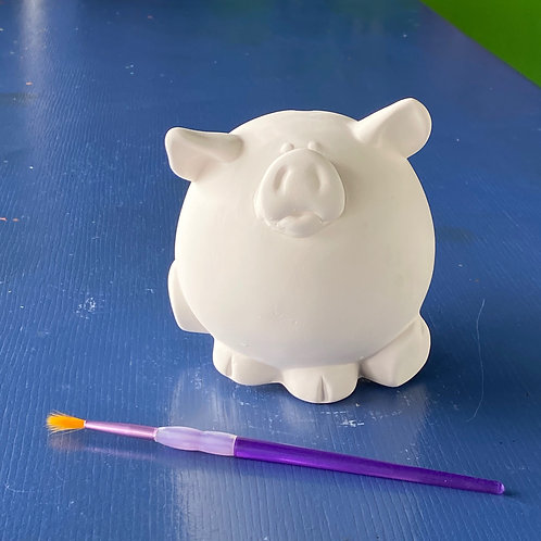 Pudgy Pig Bank