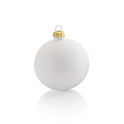 Large Bulb Ornament