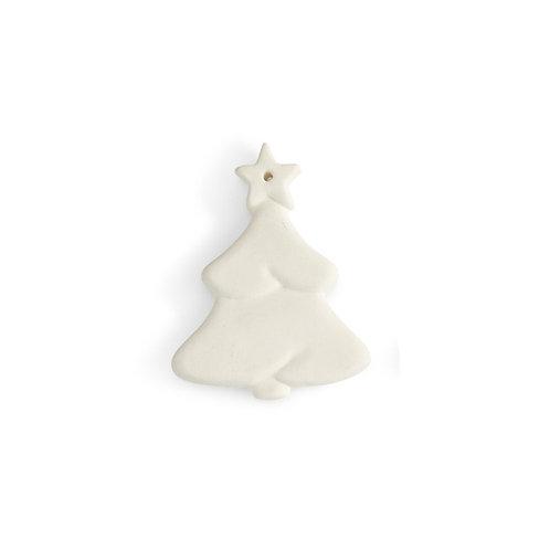 Flat Tree Ornament