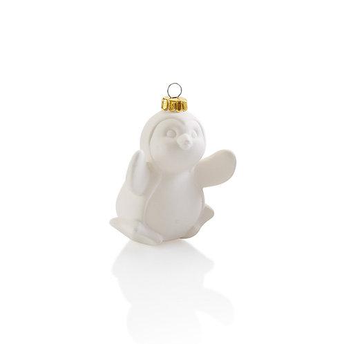 Penguin Bulb Ornament
