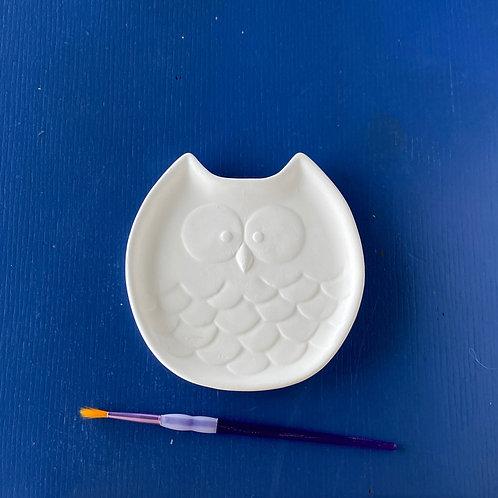 Little Owl Dish