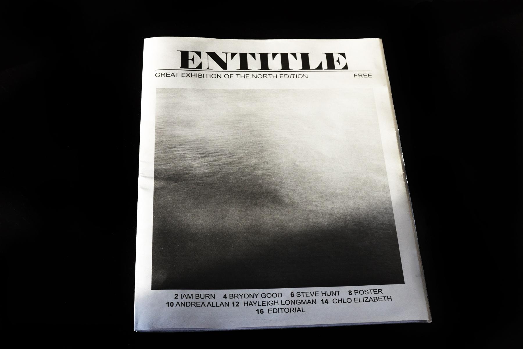 Entitle Newspaper