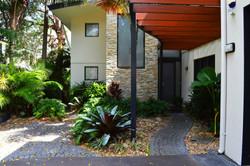 Avalon Landscape Entryway