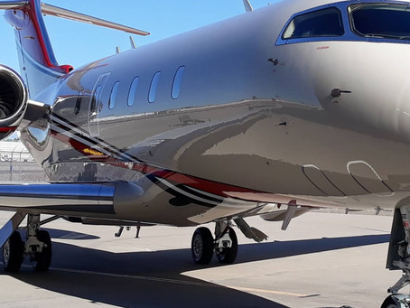 Permagard Aerospace Coating ads value to your aircraft.